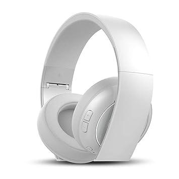 Xajgw Casque Bluetooth Sans Fil Portée 10 M Microphone Intégré
