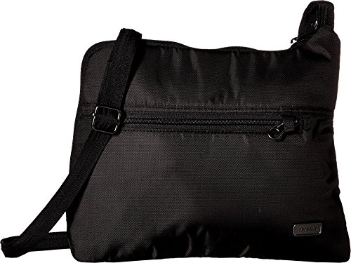 3b6553d496 Pacsafe Daysafe Slim Crossbody - Everyday Anti-Theft Slim Crossbody Bag by  Pacsafe