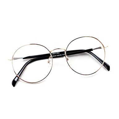 1920s Vintage Oliver rétro lunettes rondes 9515 Gold cadres Classic Eyewear Wthd4bZ