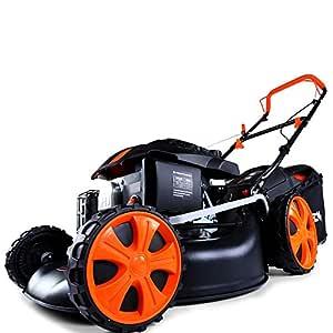 FUXTEC FX-RM1850ECO Cortacésped de gasolina con sistema de ...