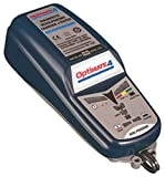 OptiMATE 4 Dual Program, TM-241, 9-step 12V 0.8A Battery Saving charger-tester-maintainer