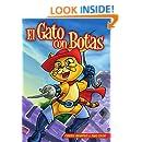 EL GATO CON BOTAS. Libro ilustrado para chicos de 3 a 8.: El clásico cuento de hadas de Charles Perrault ilustrado con maravillosos dibujos para ...