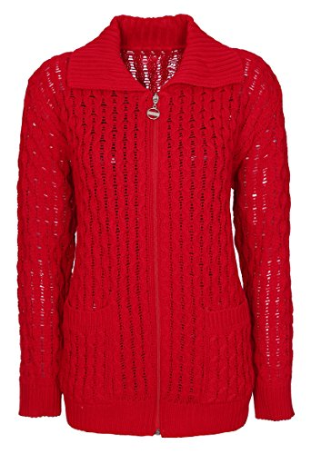 Red Lets Shop Shop Donna Cardigan AganZSgIq