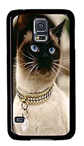 Samsung S5 case brand new covers Siamese Cat Breed PC Black Custom Samsung Galaxy S5 Case Cover