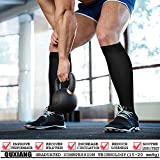 Copper Compression Socks (7 Pairs) for Men & Women - Best for Running,Athletic,Medical,Pregnancy and Travel - 15-20mmHg