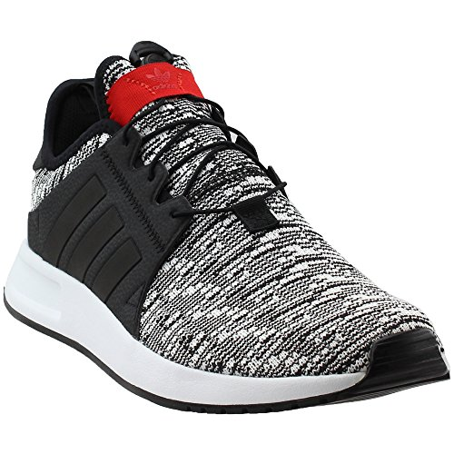 Men's adidas X Red Black Fashion Sneaker Plr drrYw5xCq