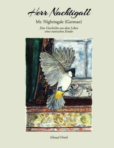 Mr. Nightingale  [Omid, Ghazal] (Tapa Blanda)