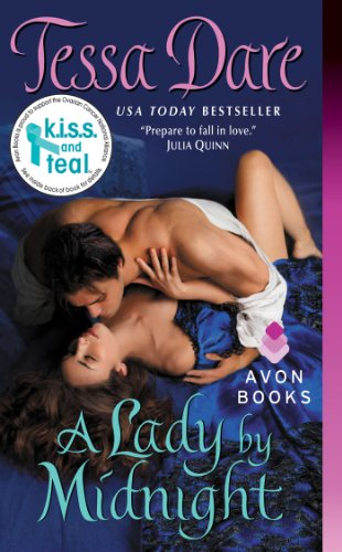 A Lady by Midnight (spindle cove Book 3)