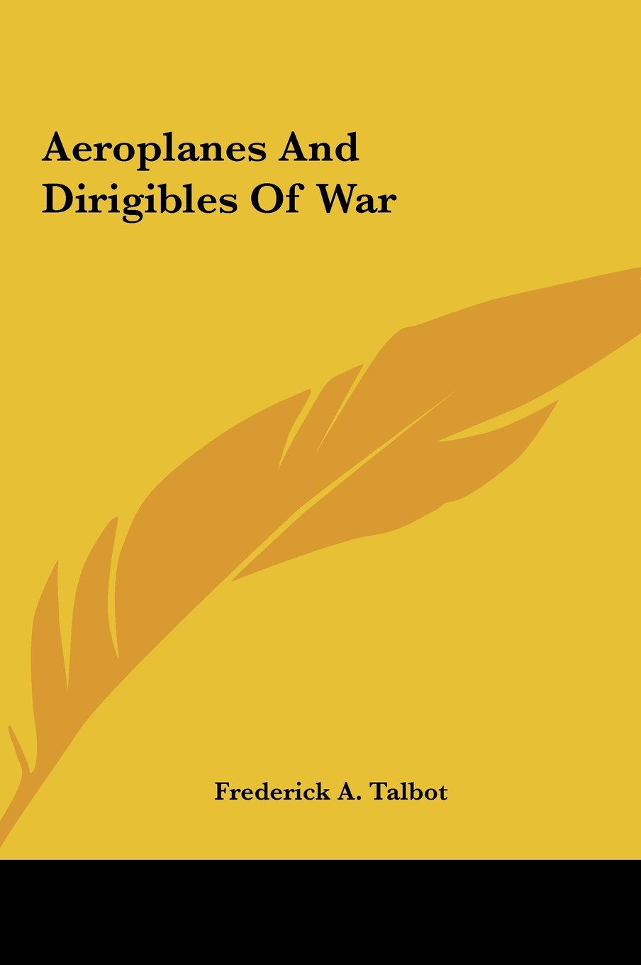 Download Aeroplanes And Dirigibles Of War ebook