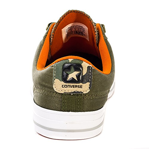 Zapatilla Converse Star Player Nylon Herbal-Black-Fire pit Herbal-Black-Fire pit