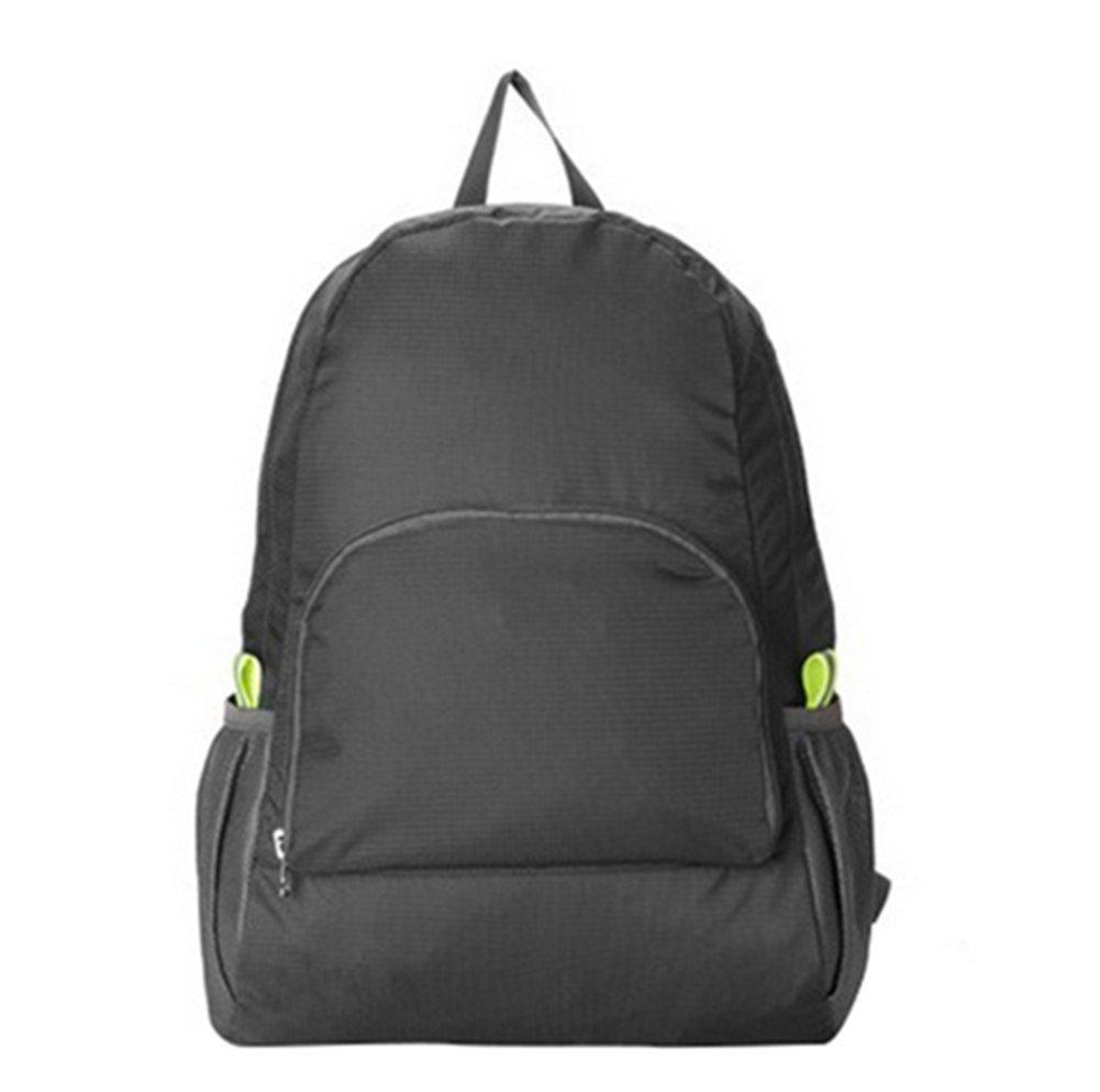 LAAT Backpack Foldable Rucksack Sacks Travel Bag Casual Daypack Shoulder Handbag