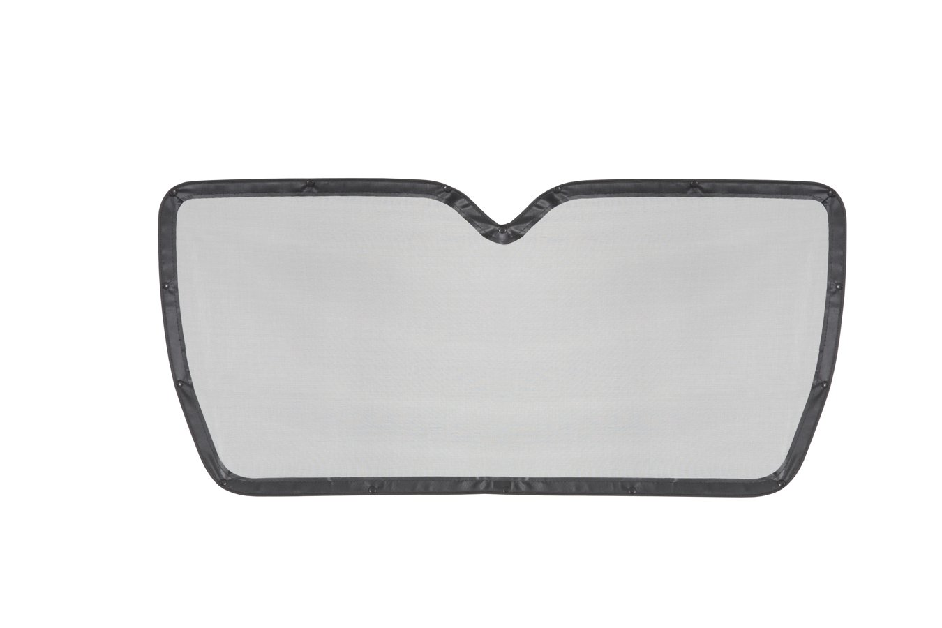 Belmor BS-2200-1 Black Bug Screen Truck Grille Cover for 2006-2017 International 7000 Series (Non-Stationary Grille)