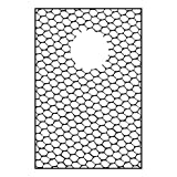 Lee Soft Focus Net 1 Black Filter (100x150mm Resin) [SBlkNt1100x150U2]