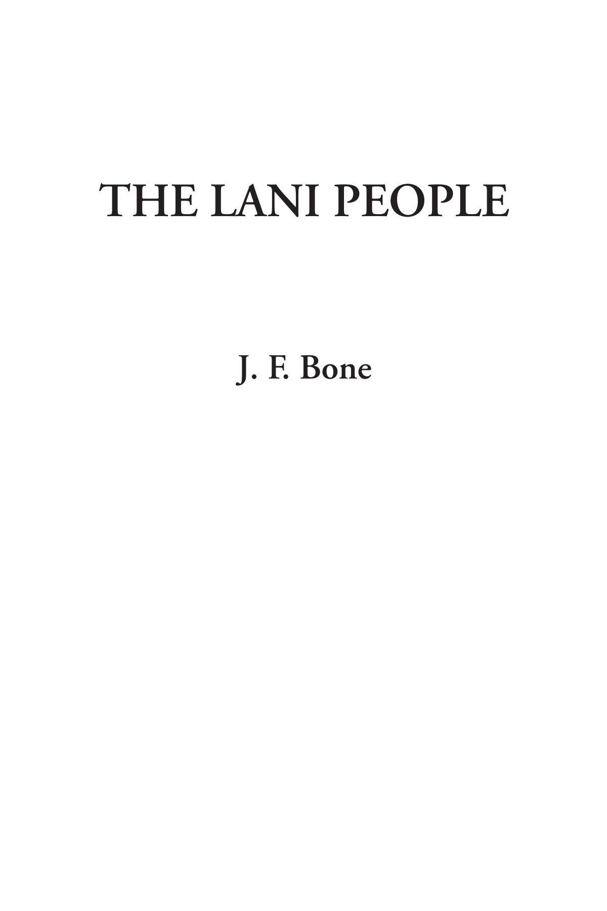 Download The Lani People pdf