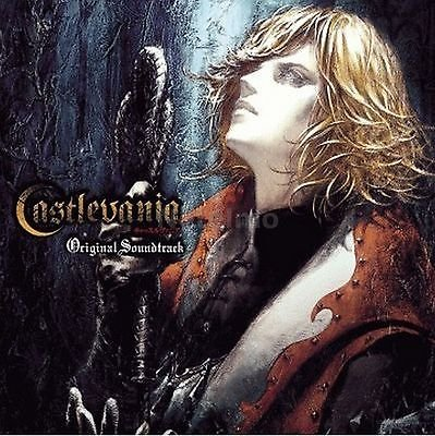 2 CDs New 0584-5 2 CD CASTLEVANIA Dracula X Lament of Innocence Original Soundtrack