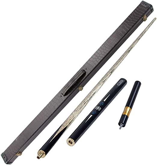 ZMg Ash wood Taco de Billar,57 Pulgadas 18 Oz 10mm Snooker Palos ...