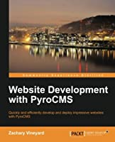 Website Development with PyroCMS Front Cover