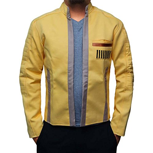 Luke Skywalker Costume Pattern (Star Wars Gift Ideas Yellow Luke Skywalker Cotton Costume Jacket For Him L)