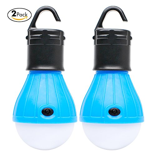 Sanniu Portable LED Lantern Tent Light Bulb for Camping Hiking Fishing Emergency Light