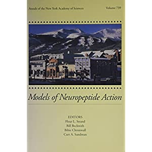 Models of Neuropeptide Action (Annals of the New York Academy of Sciences) (Paperback)