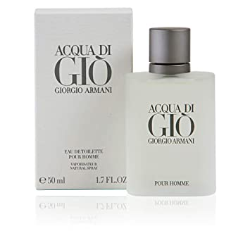 bcf44fff9c Amazon.com : Acqua Di Gio Men by Armani Eau De Toilette Spray 1.7 Ounce : Armani  Cologne : Beauty