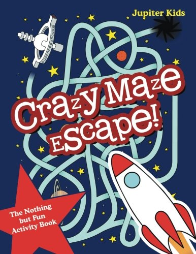 Crazy Maze Escape Nothing Activity