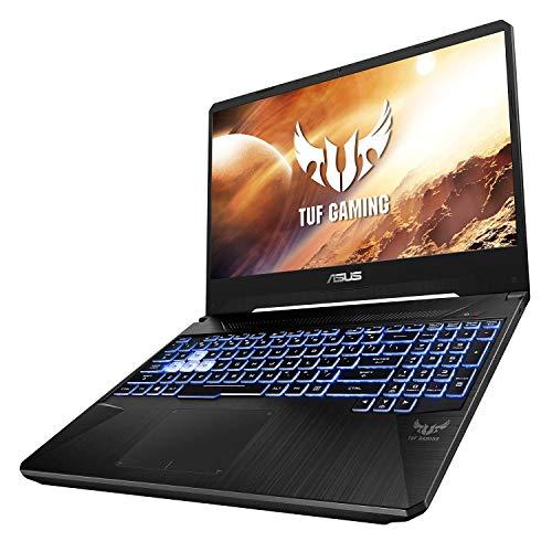 ASUS TUF 15.6″ FHD Gaming Laptop, AMD Ryzen 7-3750H, NVIDIA GTX 1660 Ti, 16GB RAM, 1TB SSD, Quad-Core up to 4.00 GHz, Backlight Keyboard, RJ-45 LAN, 1920×1080 IPS, HDMI, Win 10 (Renewed)