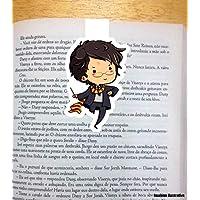 Marca Pagina Magnetico Harry Potter