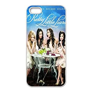 iphone5 5s cell phone cases White Pretty Little Liars fashion phone cases TRD4569714