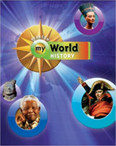 My World History 9780133726992 Frank Karpeil