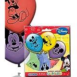 Tortendeko Set Mickey und Minnie, 5-teilig: Amazon.de