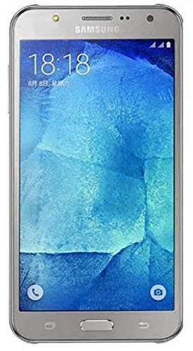 Samsung Galaxy J7 Neo (16GB) J701M/DS - 5.5, Android 7.0, Dual SIM Unlocked Smartphone, International Model (Silver)