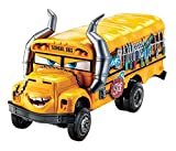 Disney Pixar Cars 3 Deluxe Miss Fritter Vehicle