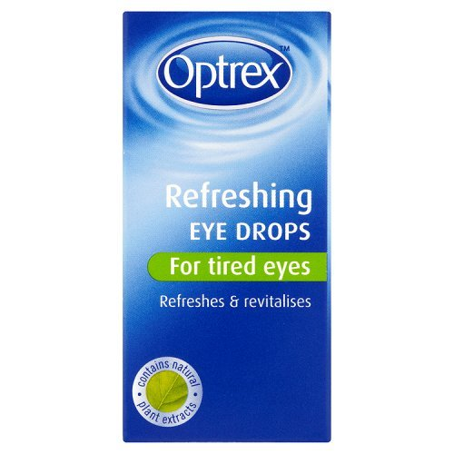 Optrex Refreshing Eye Drops