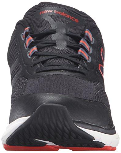 New Balance 1865del Hombre V1Neutral amortiguación senderismo zapatos Negro/Negro