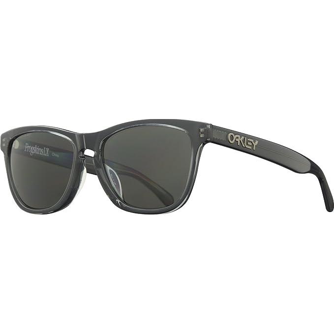 27e3453bbfd Oakley Frogskins LX Sunglasses - Asian Fit Dark Ash W Light Grey Polar