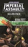 Imperial Assault: Boba Fett, Infamous Bounty Hunter Villain Pack Board Game
