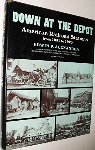 Railroad Depot Station - 5