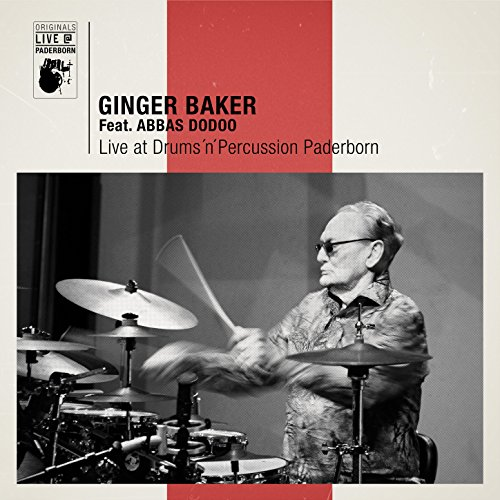 Live at Drums 'N' Percussion (Ginger Baker Drum)