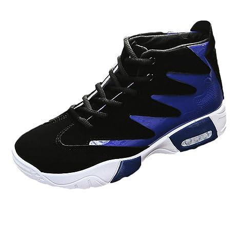 Zapatillas para Hombre,ZARLLE Zapatillas Hombre Moda Top High Street Zapatos de Calle Deportes Casual
