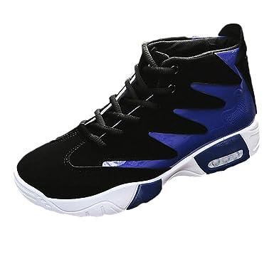 Herren Sportschuhe Sneaker Running Outdoorschuhe Casual Herren Laufschuhe  Runde Toe Lightweight Atmungsaktive Rutschfeste Turnschuhe  Amazon.de   Bekleidung 1c0ec86656