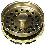 Jaclo 2818-BU Disposal Strainer with Stopper, Bronze Umber, Bronze Umber