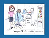 Hair Dresser Gift Personalized Custom Cartoon Print 8x10, 9x12 Magnet or Keychain