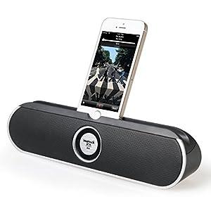 inateck tragbarer tooth lautsprecher mini wireless speaker f r apple ipad iphone bluetooth. Black Bedroom Furniture Sets. Home Design Ideas
