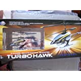 TurboHawk: 3 Channel Remote Control Helicopter Turbo Hawk