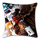 Forever Memories Umineko no naku koro ni Beatrice Hugging pillow / Cushion Cover #C260