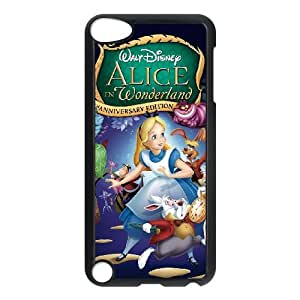 iPod Touch 5 Case Black Disney Alice in Wonderland Character The Caterpillar Vbyzo