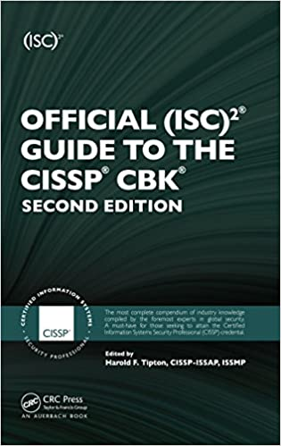 Amazon official isc2 guide to the cissp cbk second edition official isc2 guide to the cissp cbk second edition isc2 press 2nd edition kindle edition fandeluxe