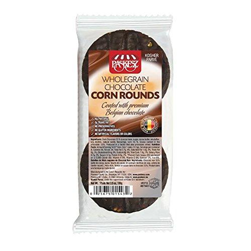 Cakes Whole Grain Rice (Wholegrain Chocolate Corn Rounds)