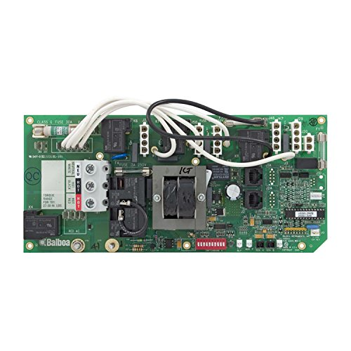 Balboa Circuit Board - Balboa Water Group 54372-03 VS510SZ Generic Serial Standard Circuit Board